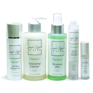 Flawless Collection Skin Care Set